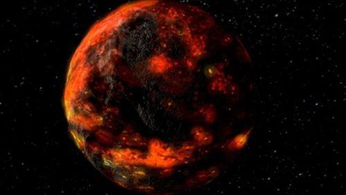 Исследователи идентифицируют богатый водой метеорит связанный с корой Марса