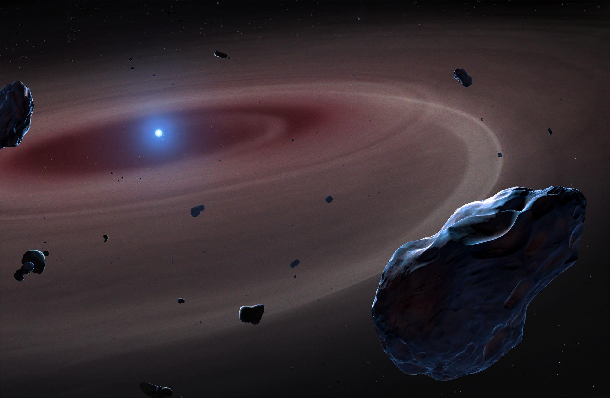 Графитовый эксперимент освещает новый свет на гигантских планетах, белых карликах и лазерном слиянии
