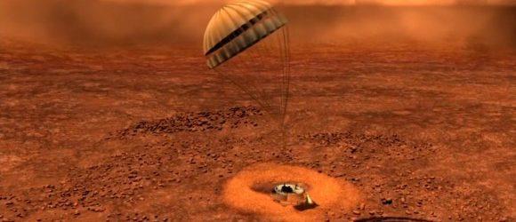 Анализ поверхности титана показал «Консистенцию мягкого, влажного песка»