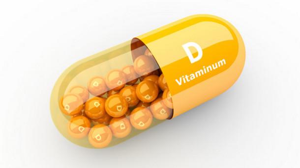 Витамин D должен потребляться вместе с кальцием для большего эффекта