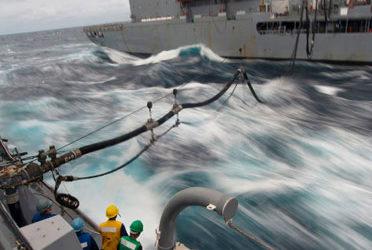 Можем ли мы сделать реактивное топливо из морской воды?