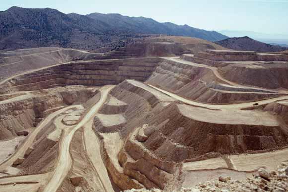 Прекращение переработки полезных ископаемых от превращения в желе