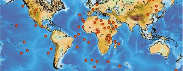 """Новое исследование обнаруживает значительные различия в движениях вулканических """"горячих точек"""""""
