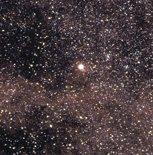 Первая планета найденная в соседней звездной системе