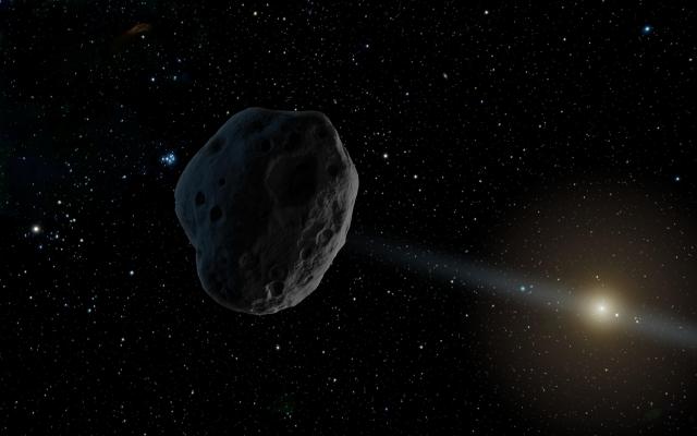 Метеорит вызвал научную золотую лихорадку
