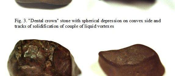Возможные фрагменты метеорита 1908 г. с Тунгусского взрыва найден