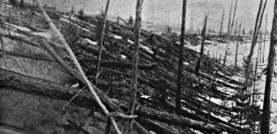 Тайна решена: метеорит вызвал опустошение Тунгуски