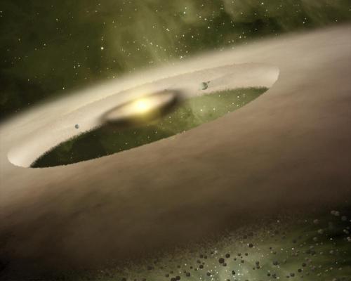 Потенциальное решение для тайны метеорита – хондрита
