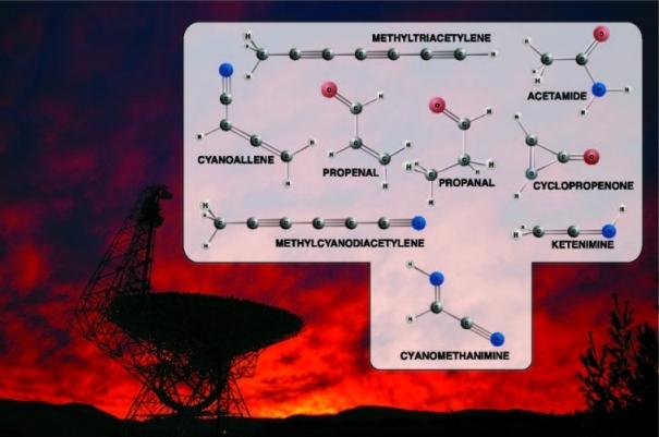 Открытия предполагает ледяное космическое происхождение для аминокислот и ДНК Ингредиентов