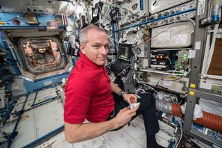 Стареть быстрее в космосе, для лучшего старения на Земле
