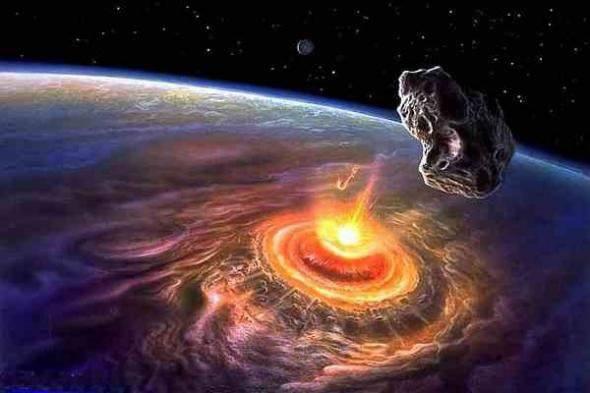 Тайны метеорита Висконсина