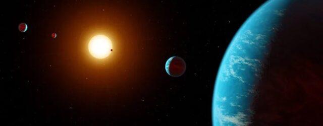 Исследователи открывают новую систему магистралей в Солнечной системе