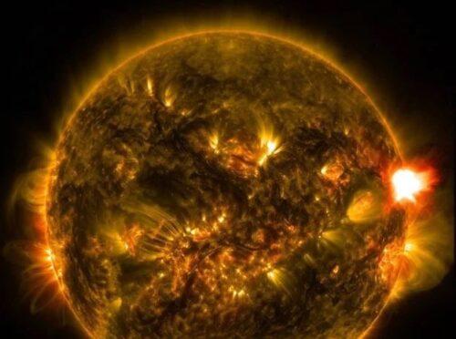 Новый цикл солнечных пятен может быть одним из сильнейших зафиксированных