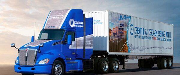 Toyota движется все ближе к производству топливных элементов следующего поколения для тяжелых грузовых автомобилей с нулевым уровнем выбросов
