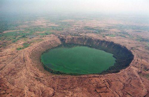 Ударные кратеры, возможно, были колыбелью жизни